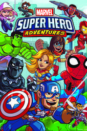 Marvel superheld avonturen (shorts)