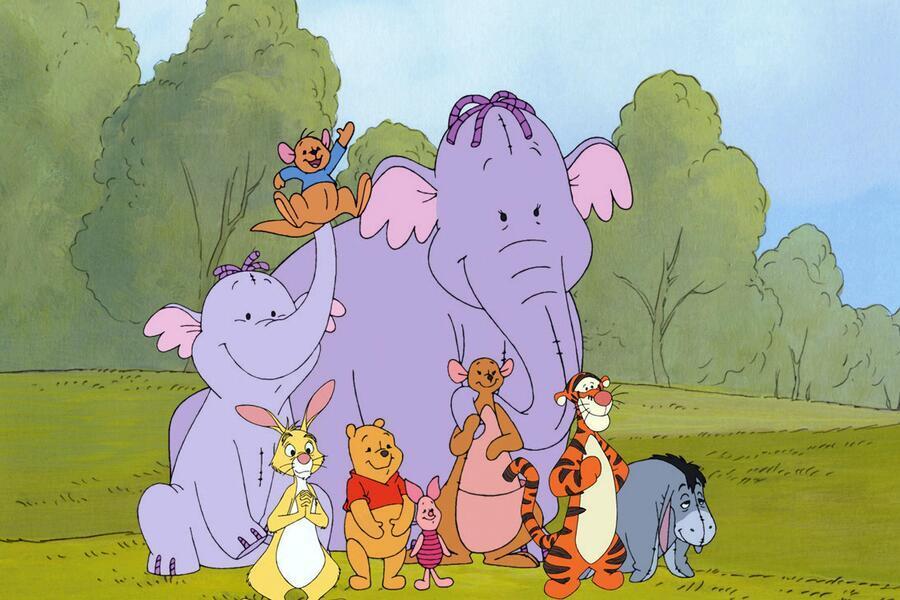 Poeh's lollifanten film image