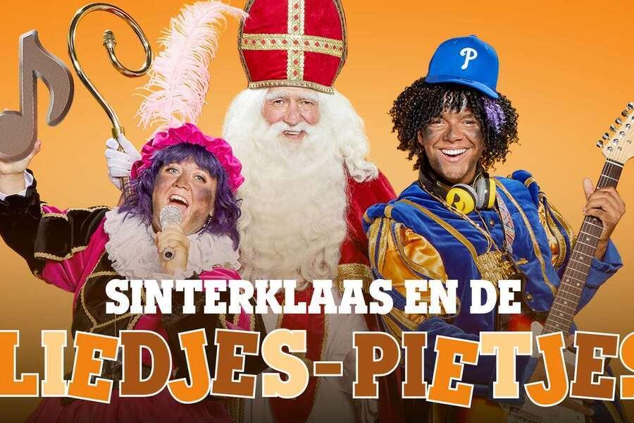 Sinterklaas en de liedjespietjes image