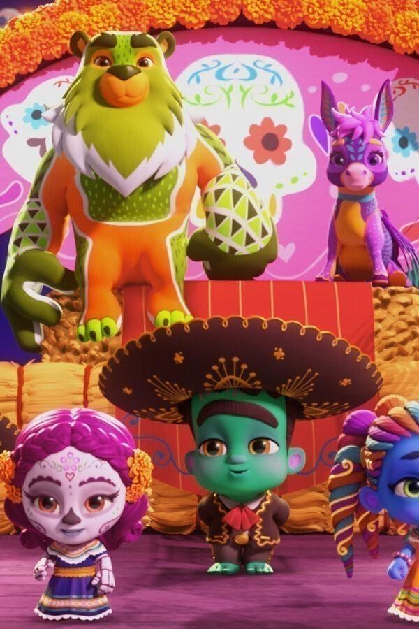 Super Monsters: dag van de monsters image