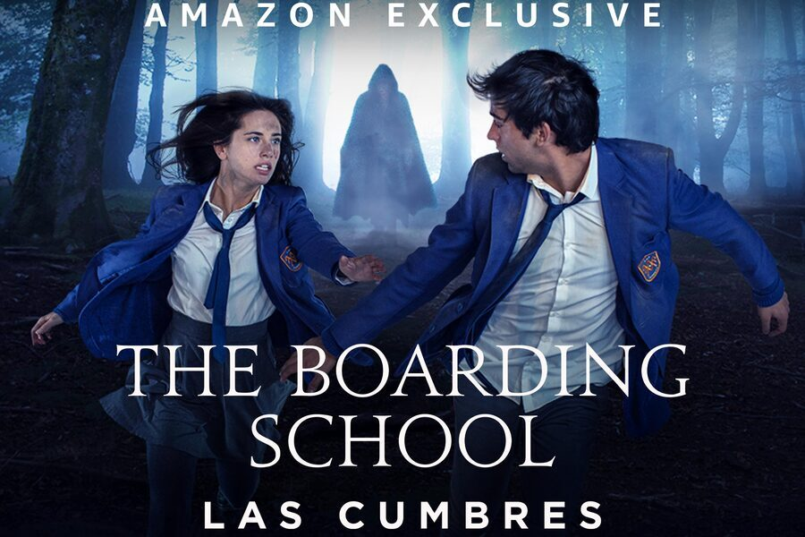 The Boarding School: Las Cumbres image
