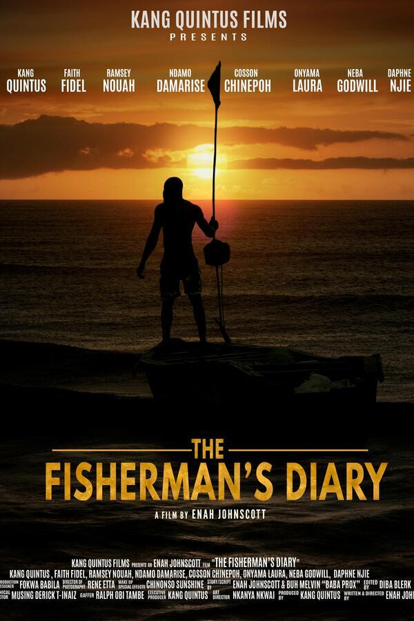 The Fisherman's Diary image