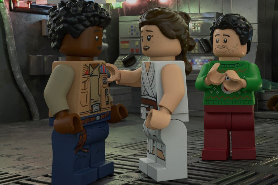 The LEGO Star Wars Holiday Special image