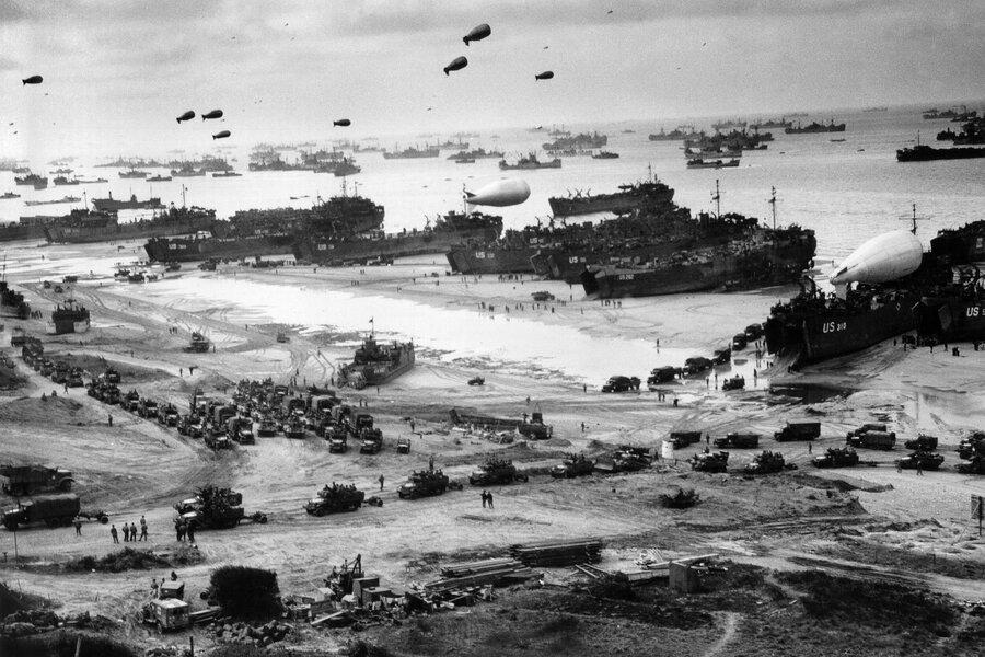 WW2's most daring raids image