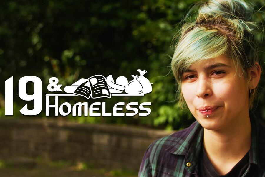 19 and Homeless image
