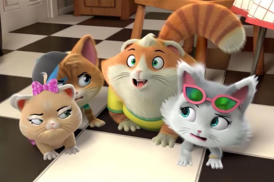 44 Katten image