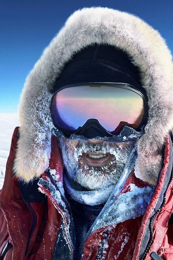 Antarctica #looksouth image