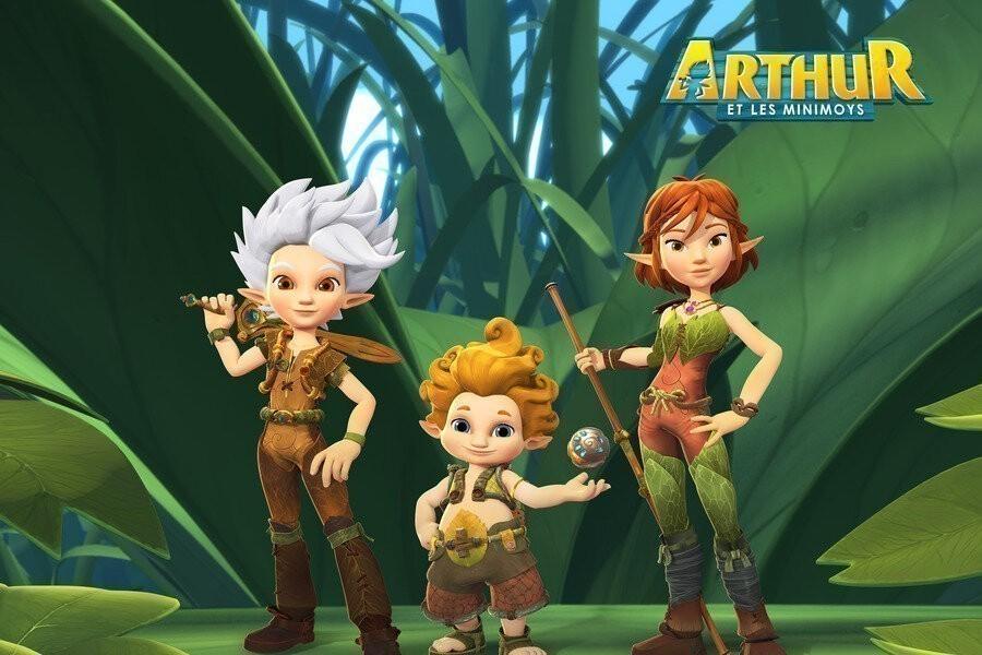 Arthur & the Minimoys image