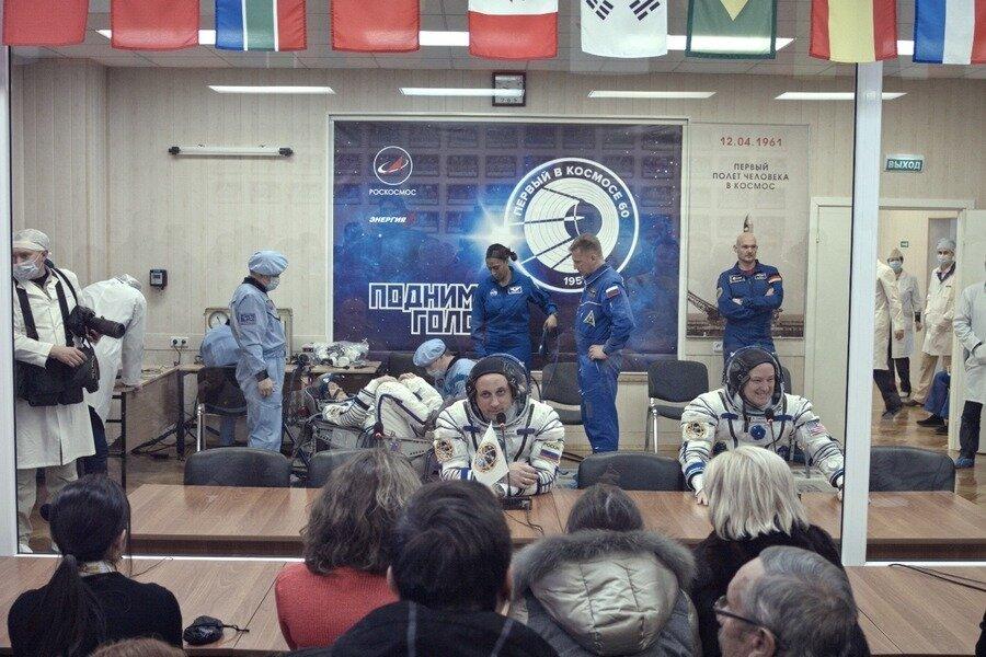 Baikonur, Earth image