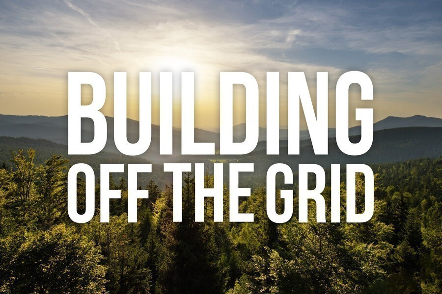 Building off the grid image