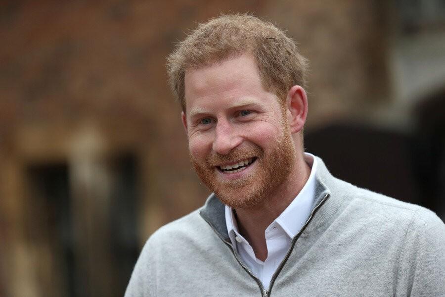 De Losbandige Prins Harry image