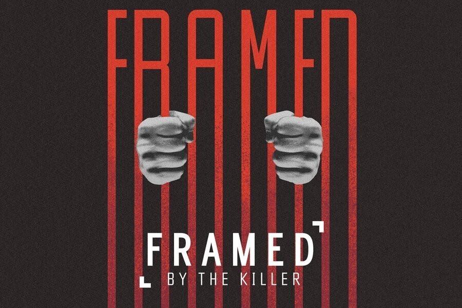 Framed by the killer image