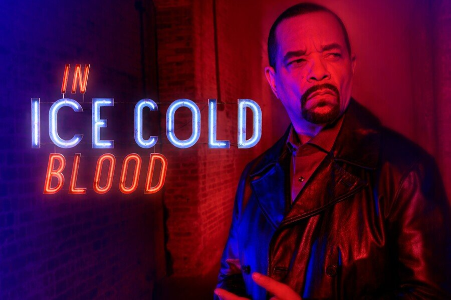 In ice cold blood image