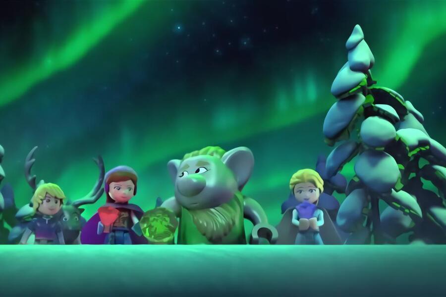 LEGO Disney Frozen Magie Van Het Noorderlicht (Shorts) image