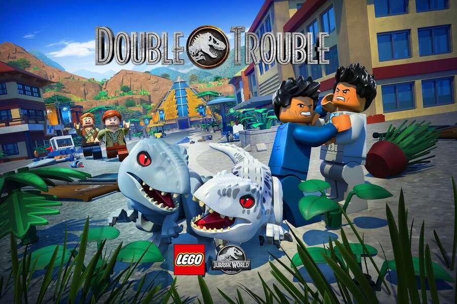 LEGO Jurassic World: Double Trouble image