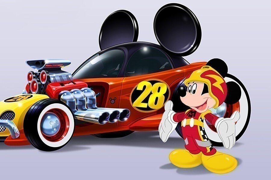 Mickey Mouse Mixed-Up Adventures image