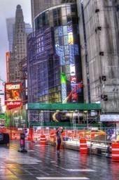New York: America's busiest city