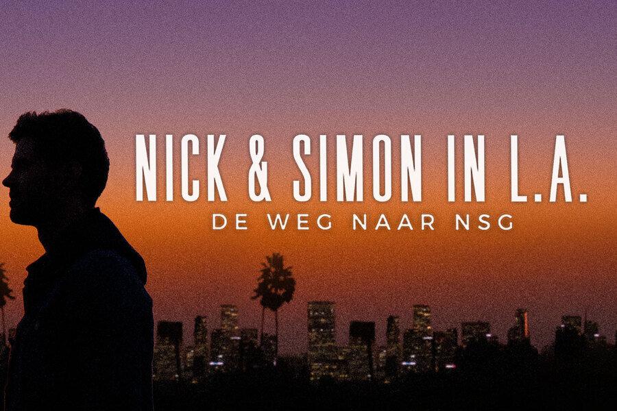 Nick & Simon in L.A. - De weg naar NSG image
