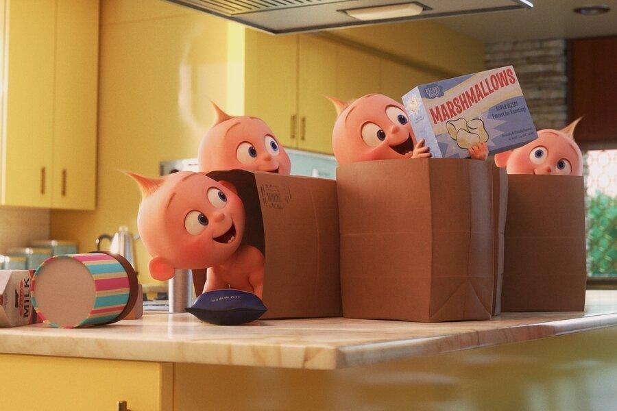 Pixar Popcorn image