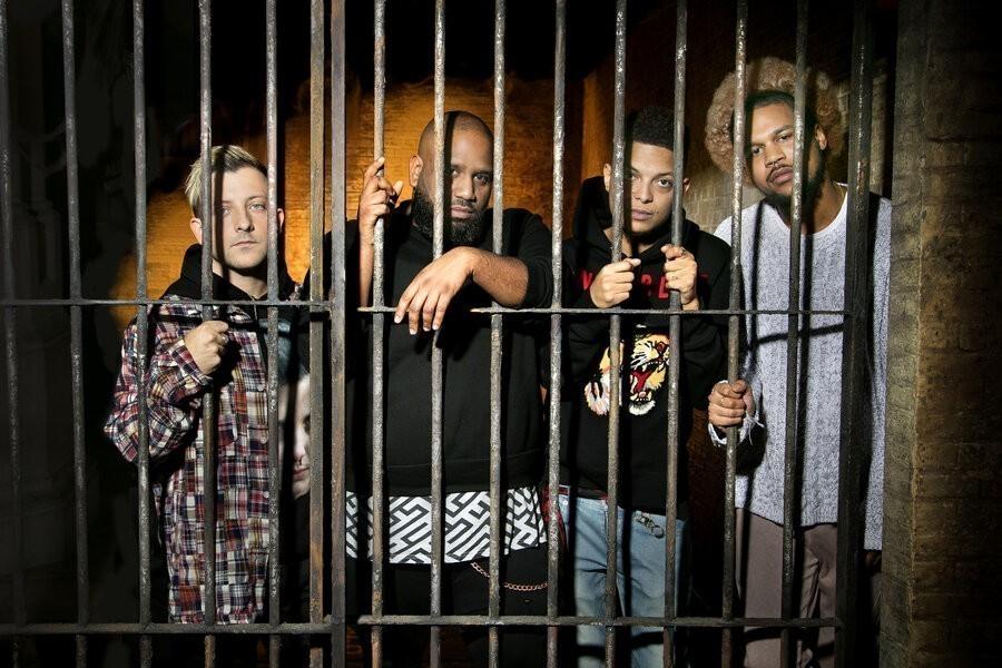 Rappers achter de tralies image