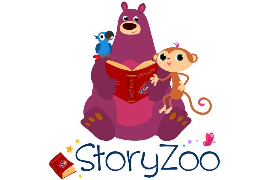 StoryZoo op avontuur in de bloementuin image