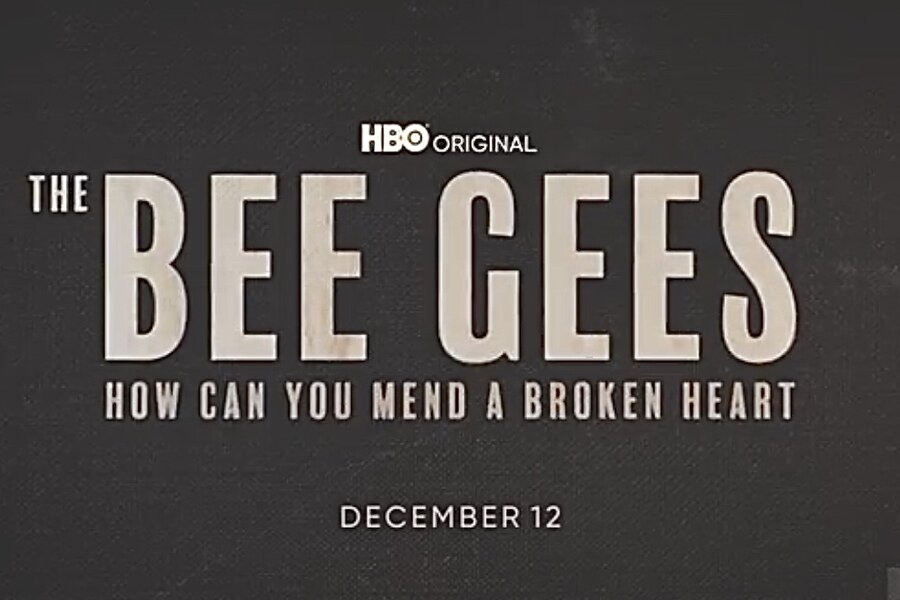 The Bee Gees: How can you mend a broken heart image