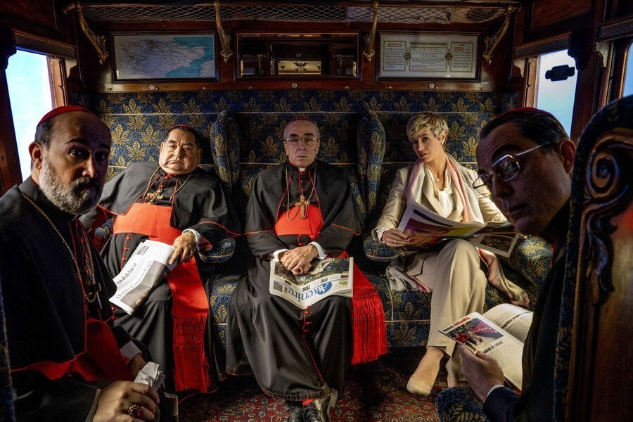 The New Pope image
