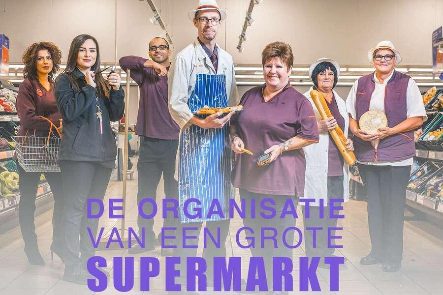 Z Doc: De organisatie van een grote supermarkt image