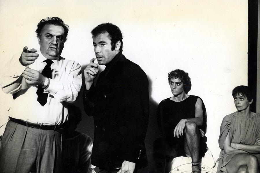 Fellini - Io sono un Clown image