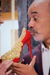 In Louboutin's Shoes