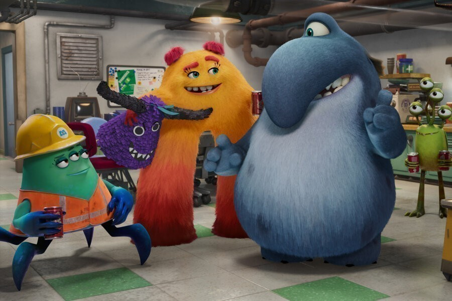 Monsters at Work image