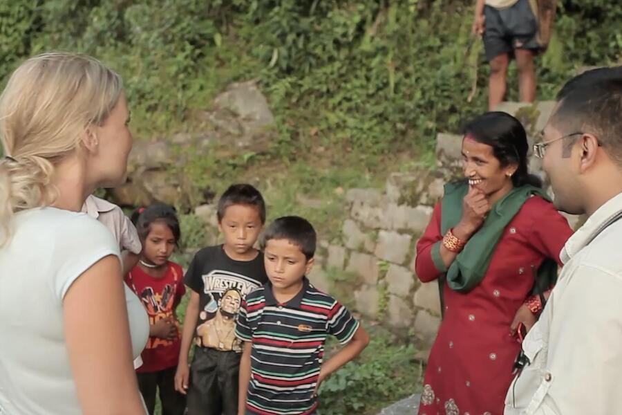 Nepal, een half jaar later image