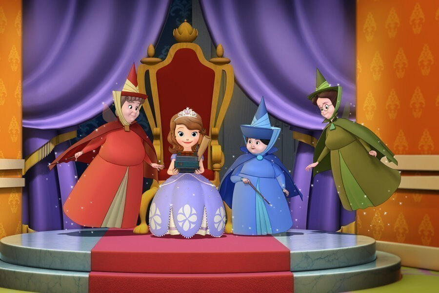 Sofia het prinsesje image