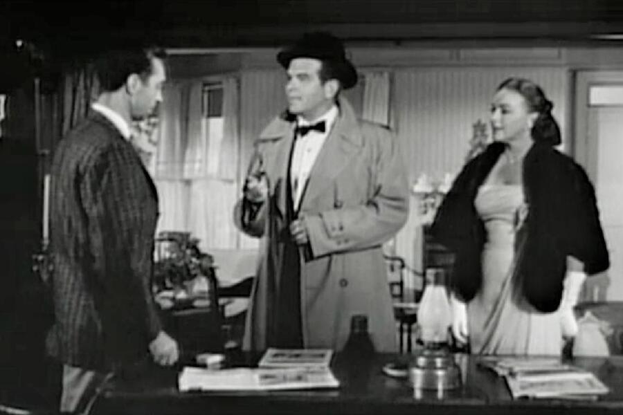 The Amazing Transparent Man (1960) - MUBI