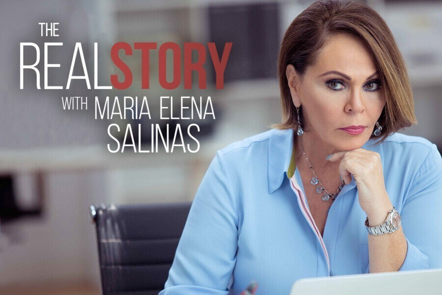 The Real Story with Maria Elena Salinas image