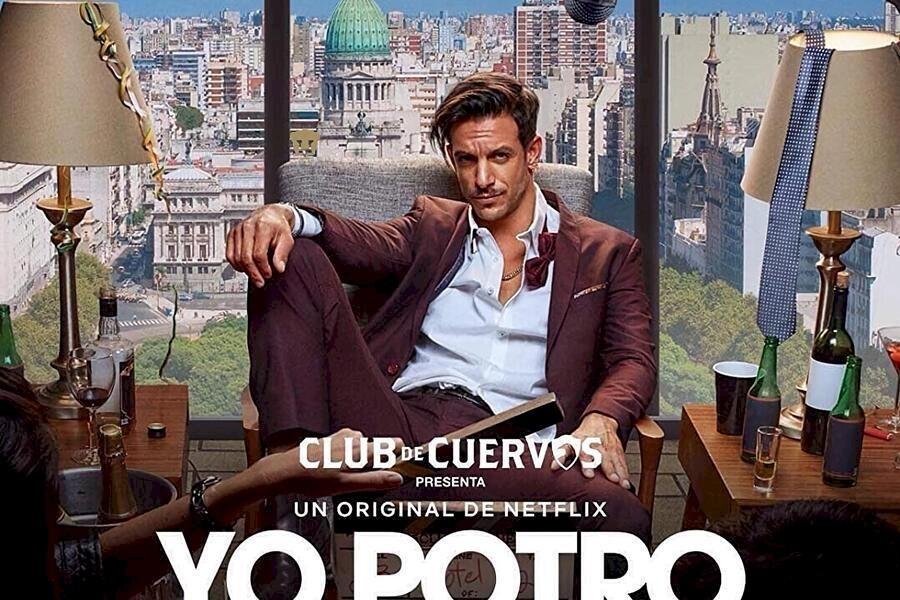 Club de Cuervos Presents: I, Potro image