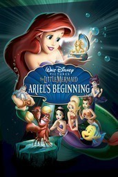 De kleine zeemeermin: Ariel begint