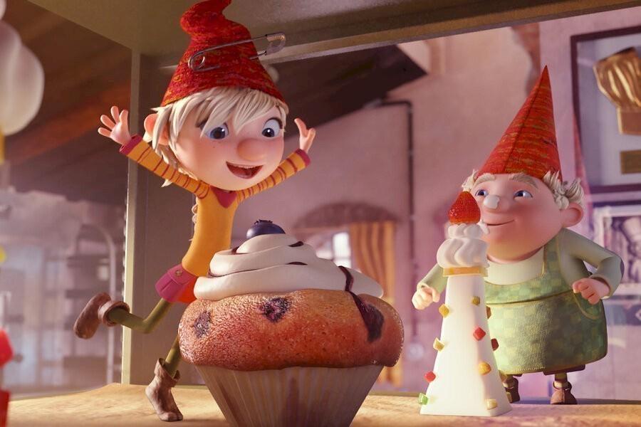 De Elfkins - Een klein bakfestijn image