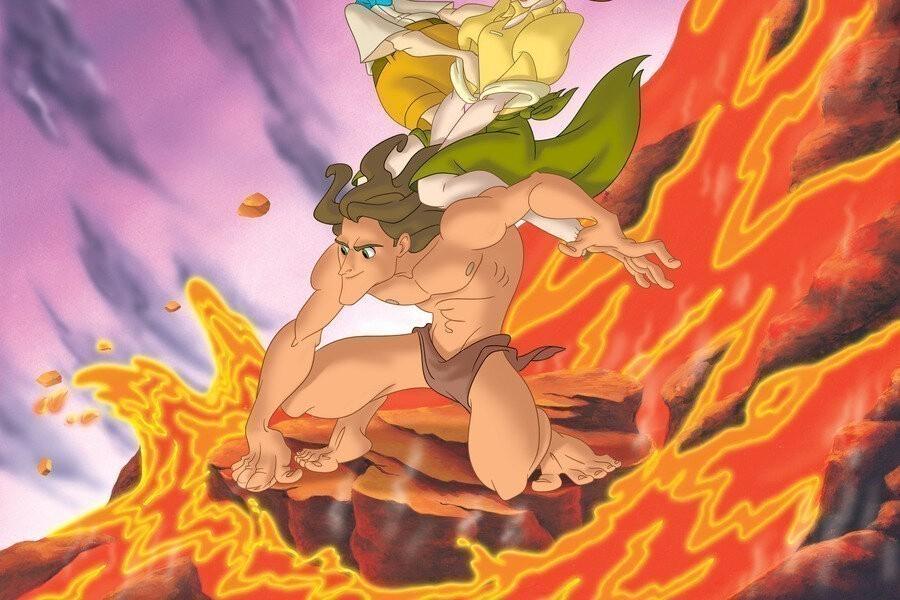 Disney's Tarzan & Jane image