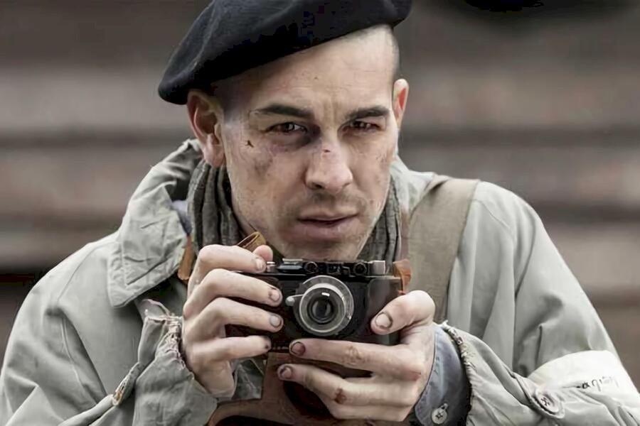 El fotógrafo de Mauthausen image