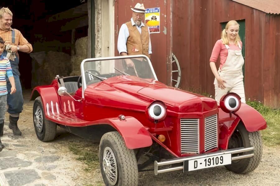 Fergie de Kleine Tractor: Vol Gas image