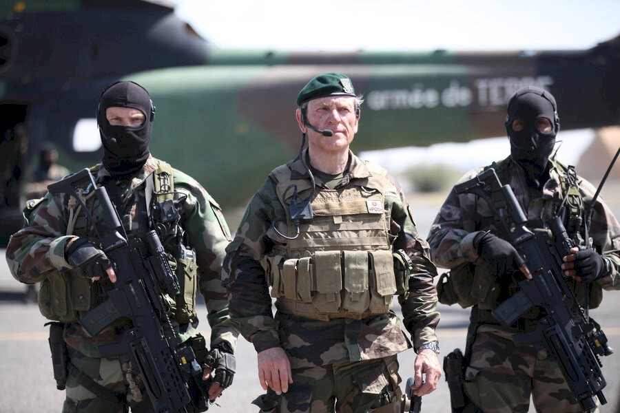 Forces spéciales image