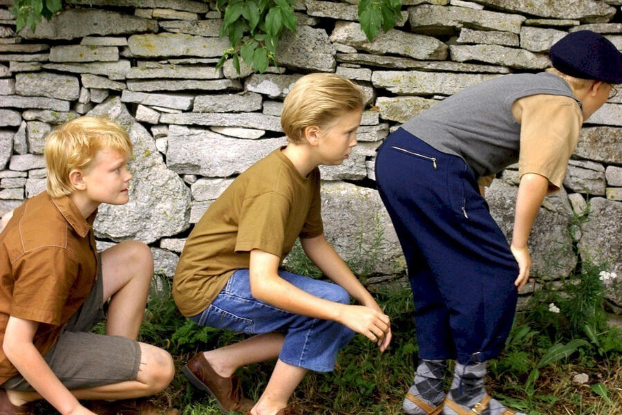 Lilla Jönssonligan på kollo image
