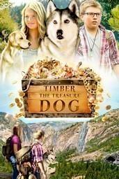 Timber the Treasure Dog