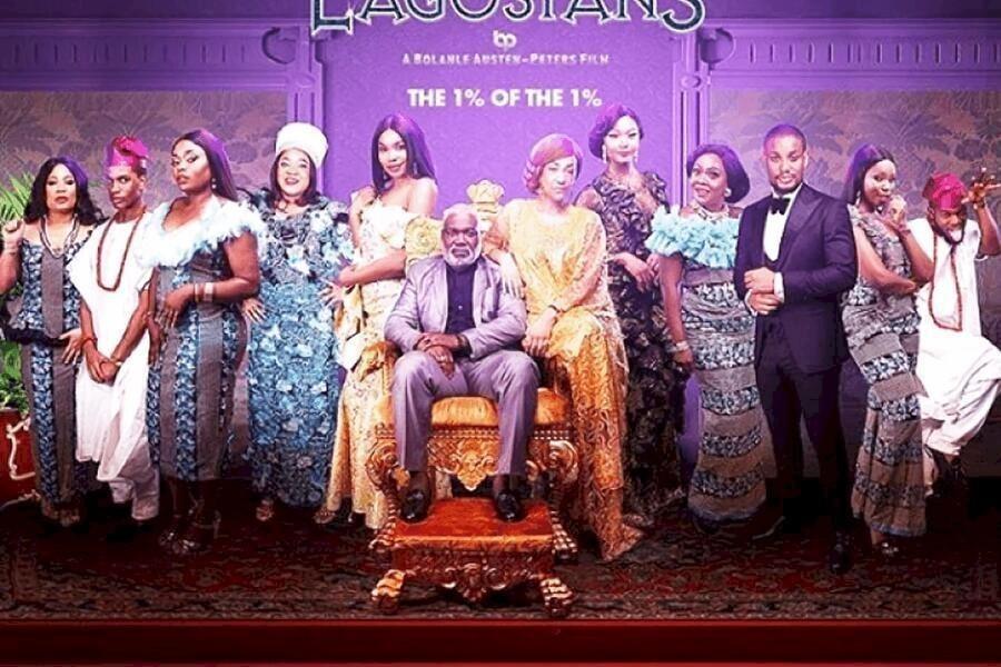 The Bling Lagosians image