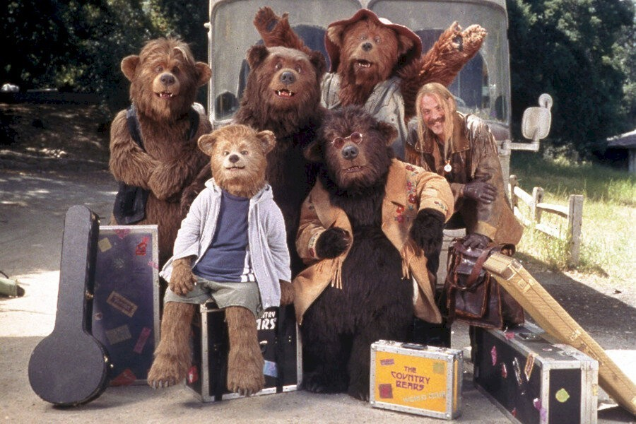 The Country Bears image