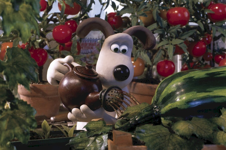 Wallace & Gromit in The Curse of the Were-Rabbit image