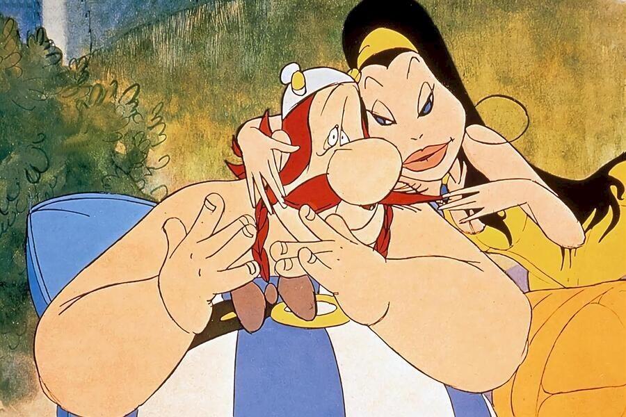 Asterix en de helden image