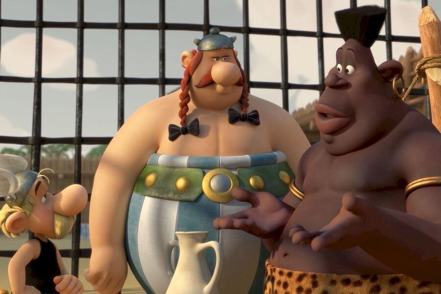 Asterix en het geheim van de toverdrank image