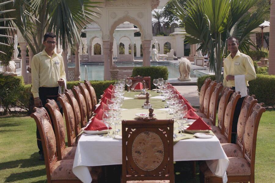 Back to the Taj Mahal hotel image